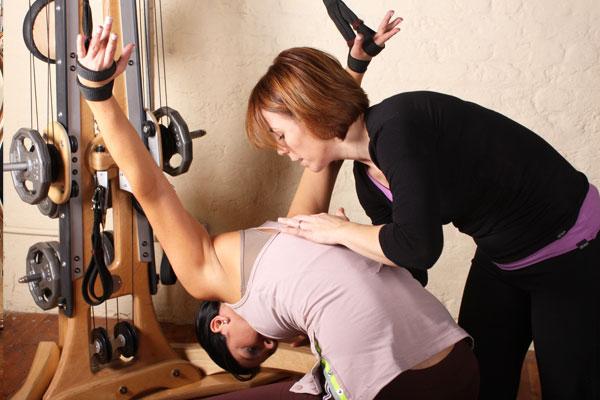 gyrotonic method of stretching